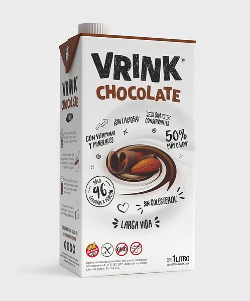 Vrink - Leche de Almendras - Chocolate