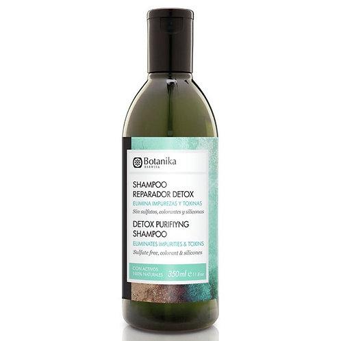 Botanika Esencia - Shampoo - Reparador Detox
