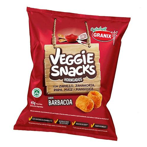 Granix - Veggie Snacks - Barbacoa