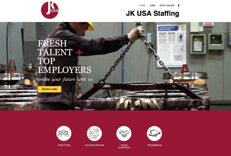 JK USA Staffing