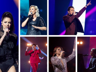 Eesti Laul 2020 | Semi-Final 1 wraps up!