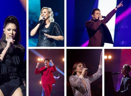 Eesti Laul 2020 | Semi-Final 1 wraps up!