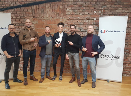 Eurovision 2020 | Cyril Hirsch appointed as new Head of Delegation for the Czech Republic