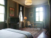 Vue de la Suite Bellarose