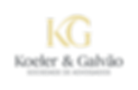 Koeler & Galvão Sociedade de Advogados. Logotipo 1 2018.