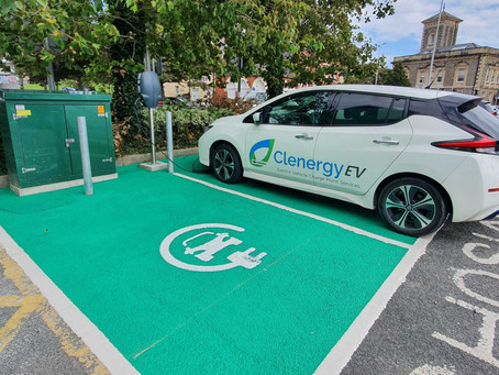 Carmarthenshire Electric Vehicle Charging Network Launched