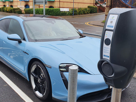 Swansea Electric Vehicle Charging Network Launched
