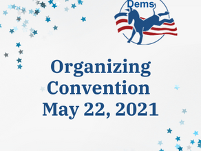 Be a Part of the Action! Conventions & Municipal Races 2021
