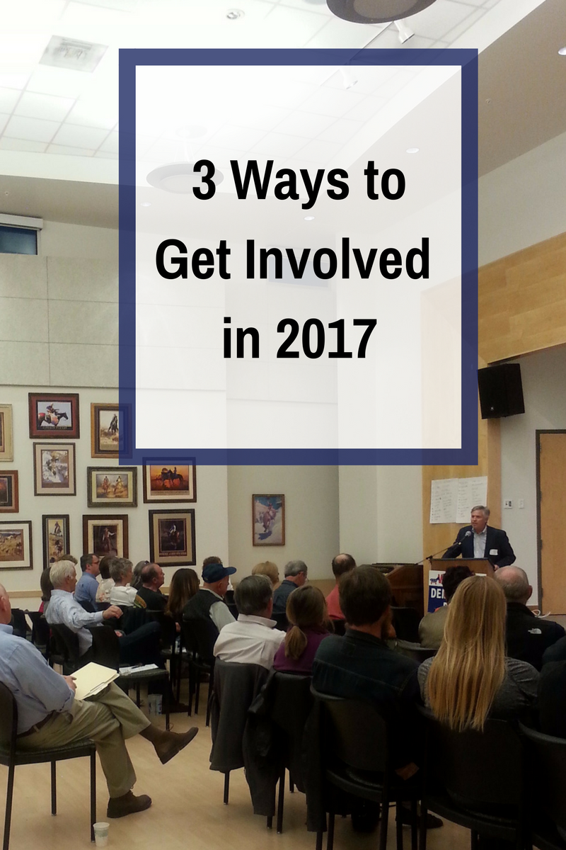 Get Involved Meeting