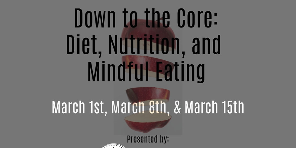 Down to the CORE Session #2