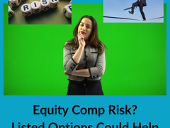 Listed Options & Equity Compensation Risk