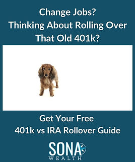 401k - Change Jobs_ Thinking About Rolli