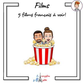 5 francouzských filmů, které musíš vidět !