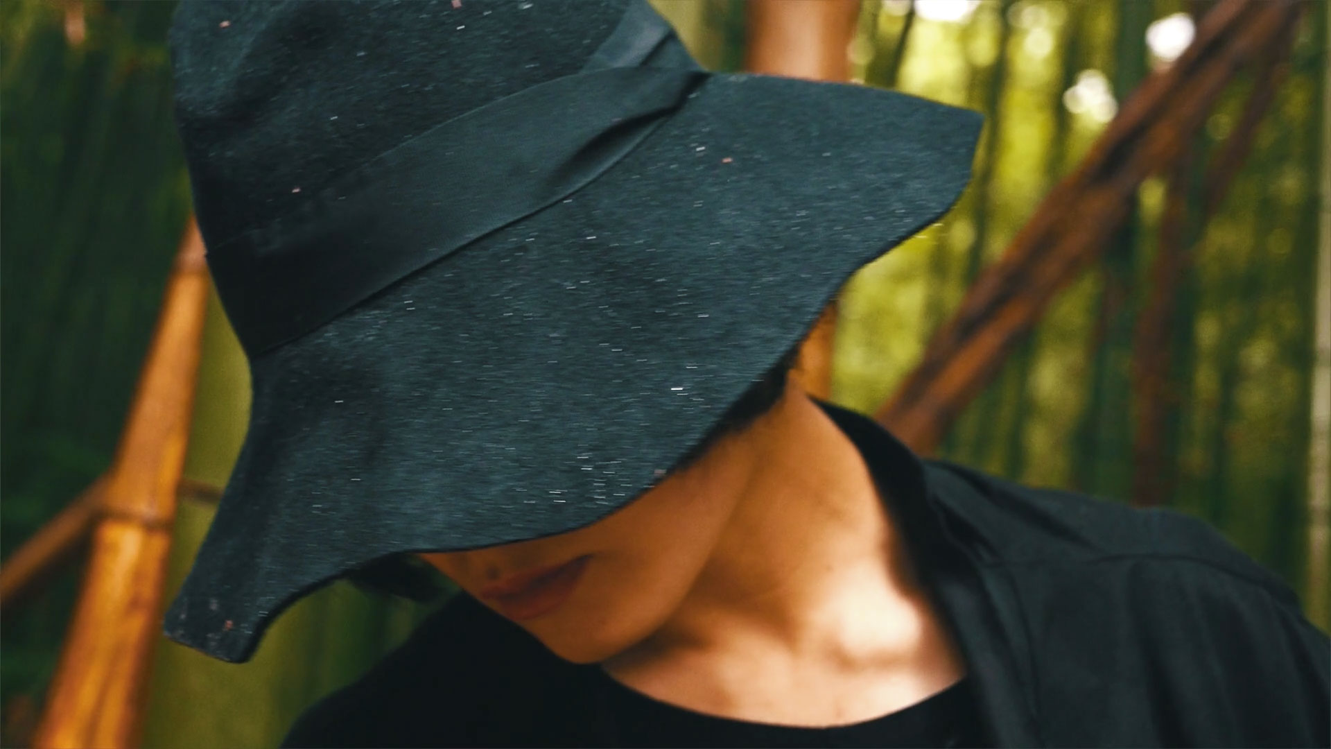 篁の託宣THE ORACLE IN THE BAMBOO FOREST