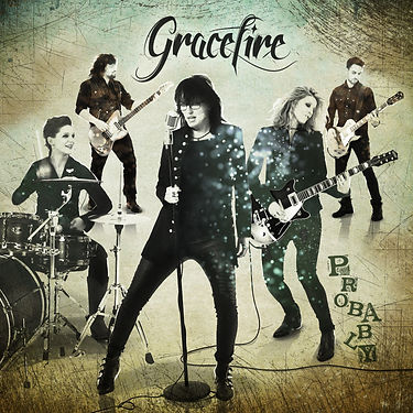 Gracefire Cover CD Probably