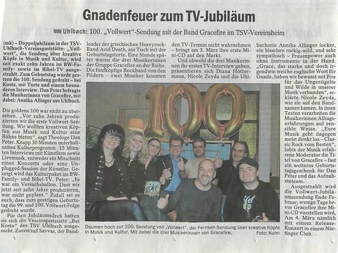 Gracefire - Esslinger Zeitung