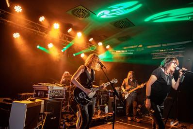 Gracefire live Club Zentral Stuttgart
