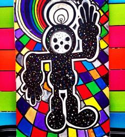 SpaceMan Make it Rainbow