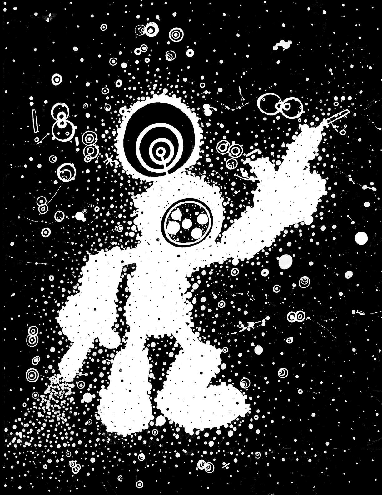 SPACE:MAN Cometh