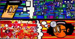 Atom & Eva's thoUght patterns