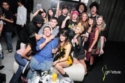 Host & Hypeman w/ Vegas party crew