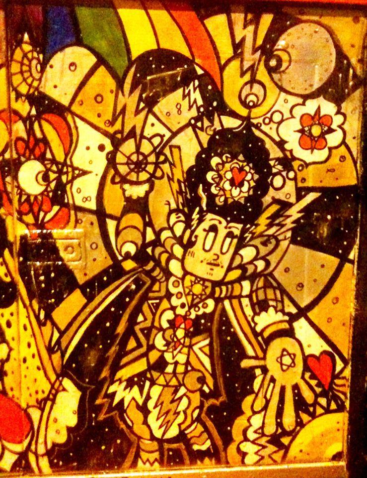 Keng Lune Oakland Mural