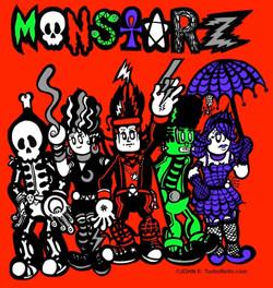 Thee Monstarz