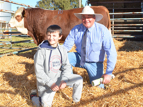 Barana Simmentals' 14th Annual Sale Report