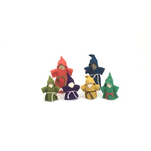 Gnome Family Set