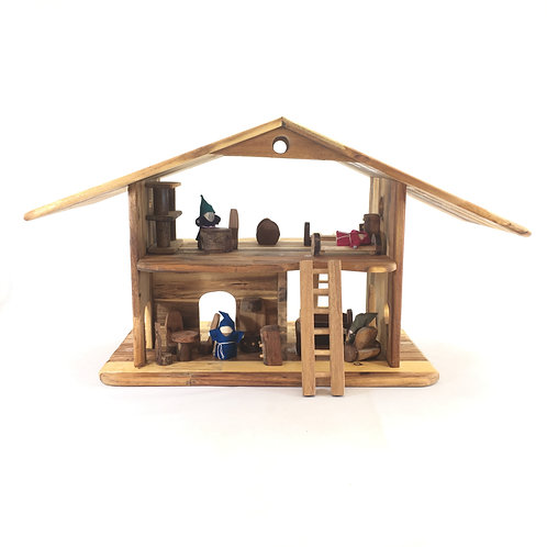 Large Gnome Home Play Centre