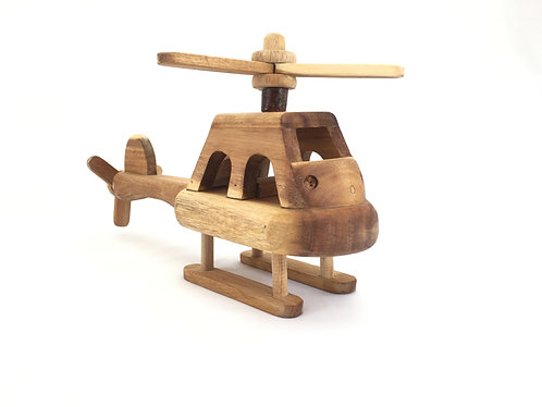 Lichee Toy Vehicle Helicopter