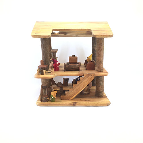 Steiner Forest Gnome Home
