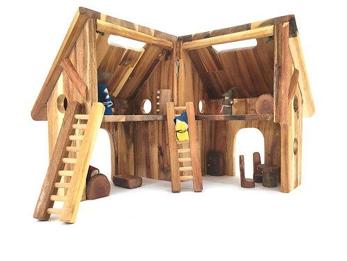 Folding Carry House