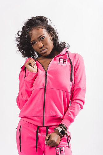 Double F Woman's Track Suit