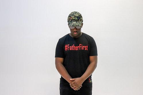 Faqs Father First T-shirt