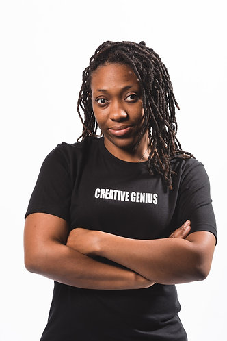 Woman's Creative Genius T-Shirt