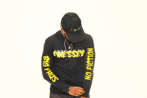 Big Faqs Finnesser Hoody Shirt