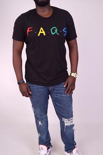 Big Faqs No Fiction T-Shirt