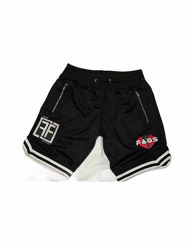 I Love FAQS shorts