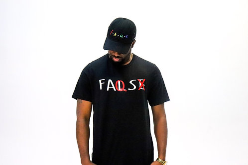 Faqs Over False T-shirt