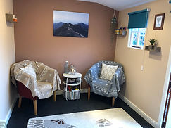calm, confidential counselling room in Peterborugh