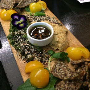 The Plant Culture pop-up restaurant