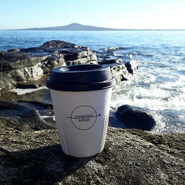 Conscious Action reusable cup