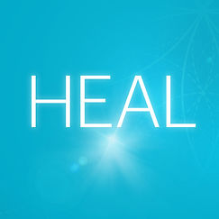 LogoOnBlue - HEAL - New Teal Logo.jpg