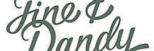 Fine & Dandy logo