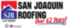 San Joaquin Roofing Logo