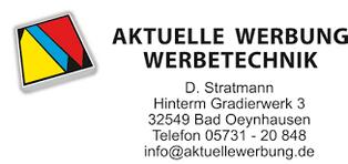 Aktuelle Werbung Detlef Stratmann