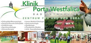 Klinik Porta Westfalica