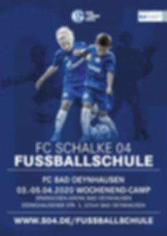 FC Schalke 04 Fussballschule