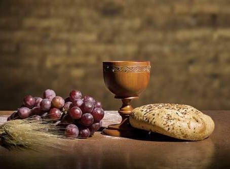 Comida e bebida de salvação